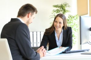 employee interview