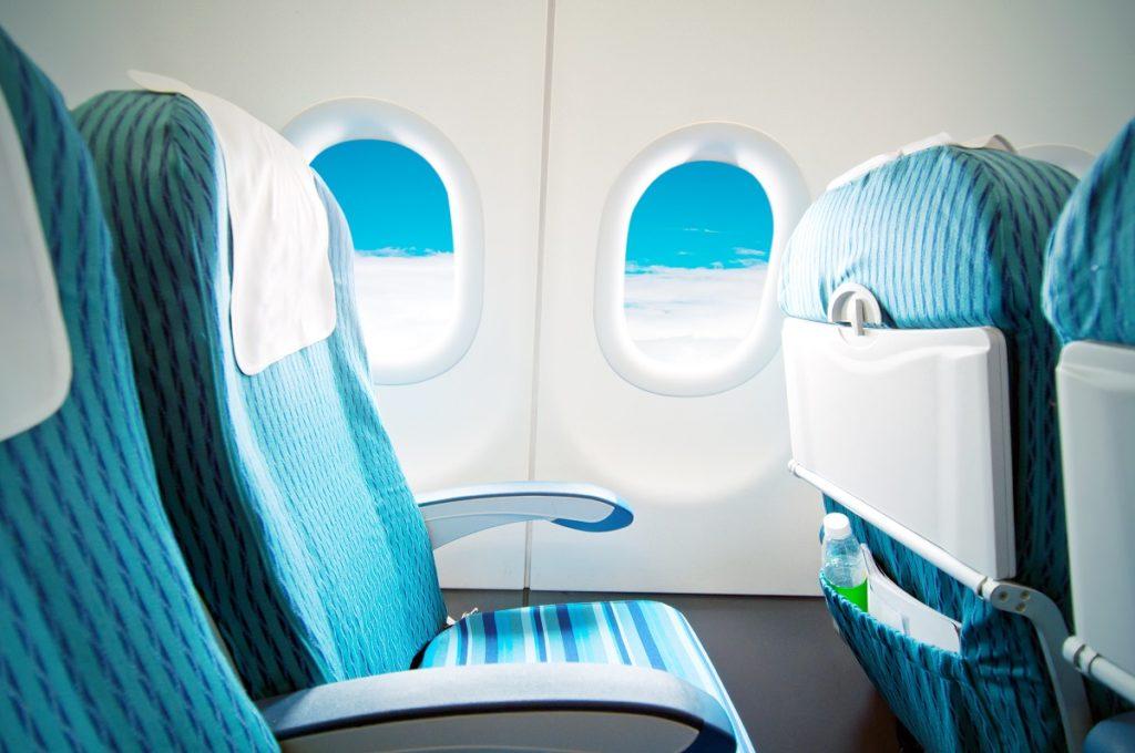 Airplane seat