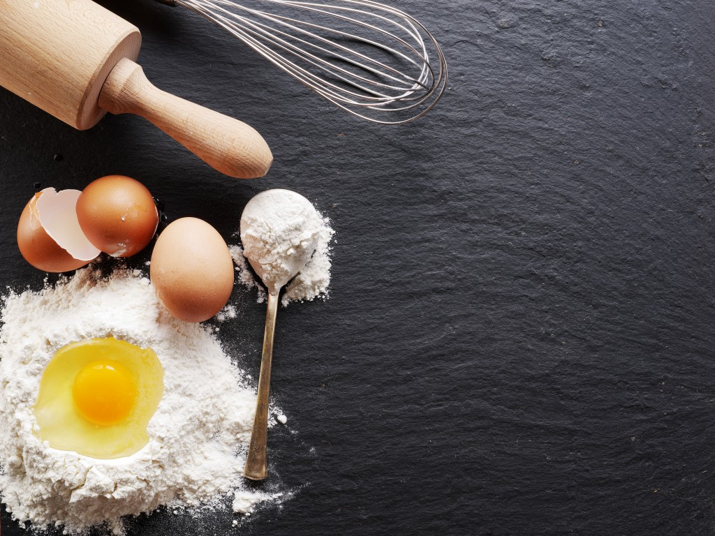 healthy ingredients for baking