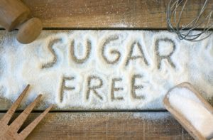 sugar free concept